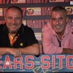 Manel Grao y Lluis Ramirez Bears Sitges