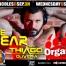 The Bear with Thiago Oliveira en Organic Sitges